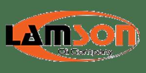 Lamson Oil Logo