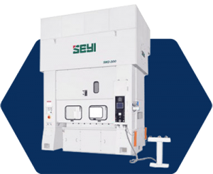 SEYI Press Equipment Icon from Press Line Industries