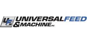 Universal Feed & Machine Logo